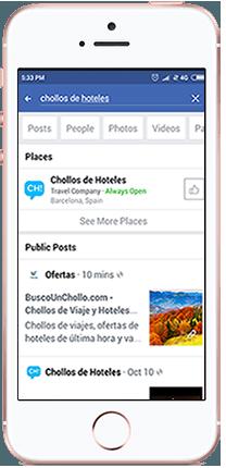 Chollos de Hoteles - Buscar en Facebook