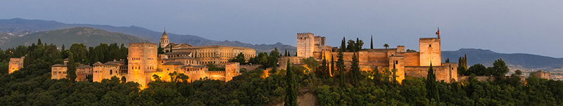 Ofertas Hoteles Granada - Cover
