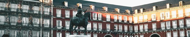 Ofertas Hoteles Madrid - Cover