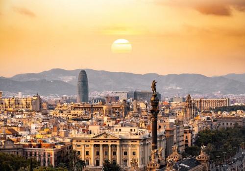 Chollos hoteles Barcelona - Colón y vistas de la ciudad