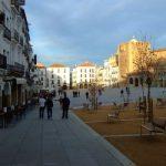 Ofertas de hoteles para Cáceres - Plaza de la ciudad