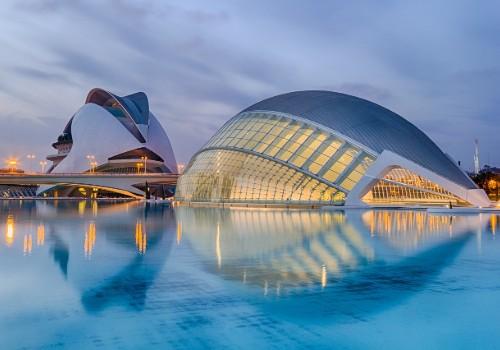 Chollos hoteles Valencia - La ciudad de las Artes