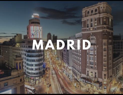 Destino Madrid - Chollos de Hoteles