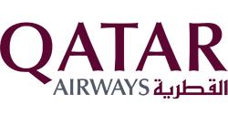 Código Promocional Qatar Airways - Logo