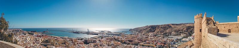 Ofertas Hoteles Almería - Cover