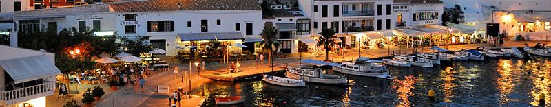 Ofertas Hoteles Menorca - Cover