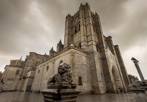 Ofertas hoteleras de Ávila - Catedral