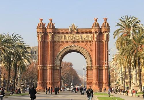 Descuentos de Hoteles para Barcelona - Arc de Triomf