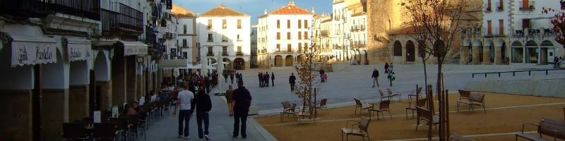 Ofertas Hoteles Cáceres - Cover