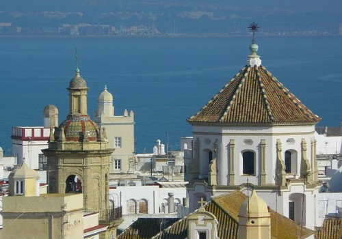 Ofertas hoteleras de Cádiz - Vistas al mar