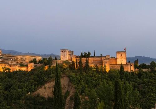 Chollos hoteles Granada - Vistas de la Alhambra