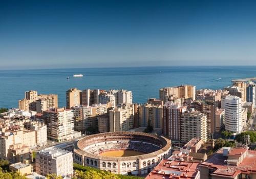 Chollos hoteles Málaga - Plaza de Toros