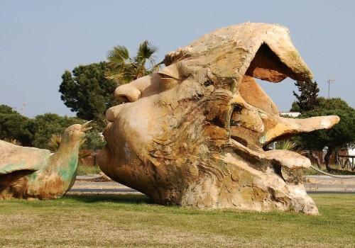 Chollos Hoteles Matalascañas - Estatua