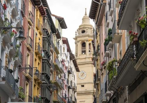 Ofertas hoteleras de Pamplona - Balcones