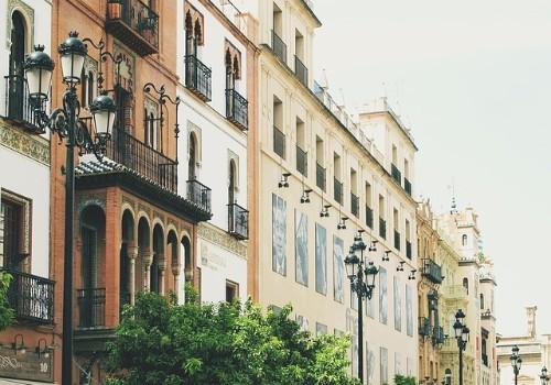 Descuentos de Hoteles para Sevilla - Fachada