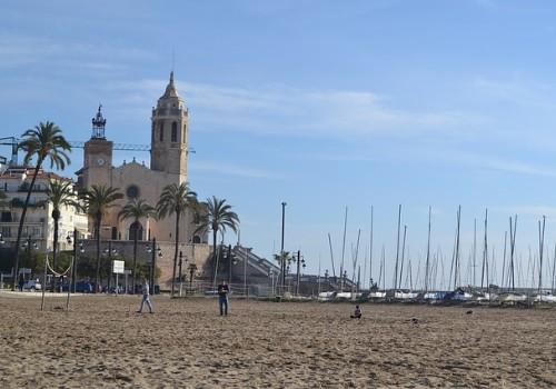 Ofertas hoteleras de Sitges - Playa
