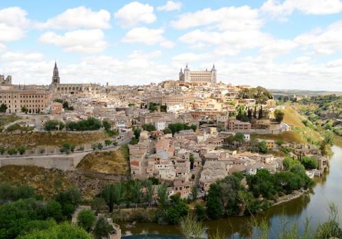 Chollos hoteles Toledo - Vistas de la ciudad