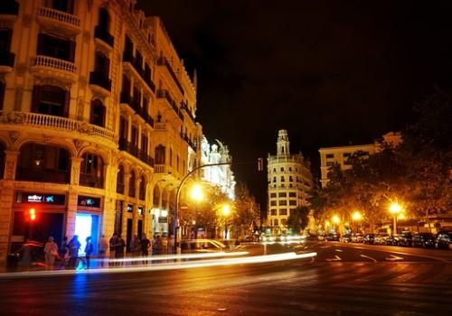 Descuentos de Hoteles para Valencia - Calle