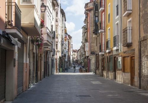 Ofertas de hoteles para Vitoria-Gasteiz - Las Calles