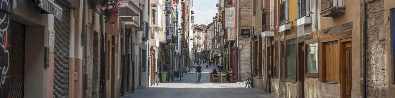 Ofertas Hoteles Vitoria-Gasteiz - Cover