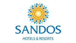Cupón Promocional Sandos Hotels - Logo