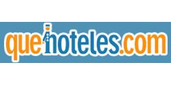 Código Descuento QueHoteles - Logo