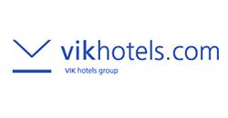 Código Promocional Vik Hotels - Logo