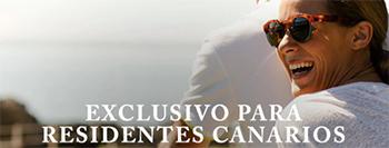 Descuentos Residentes Canarios - Meliá Hotels