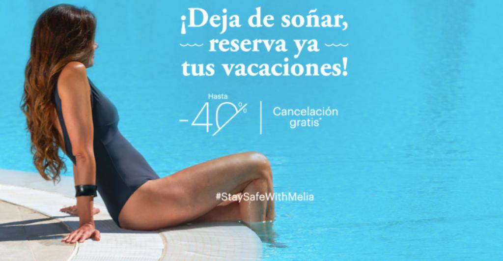 Meliá Hotels - Campaña de Verano 2021
