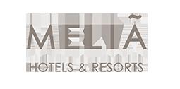 Logo Cupón Meliá Hoteles y Resorts