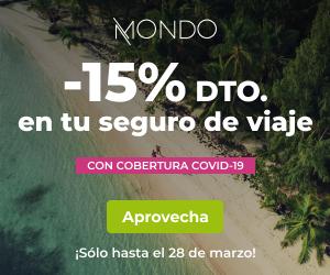 HeyMondo Seguros - Descuento Semana Santa